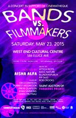 Bands Vs. Filmmakers