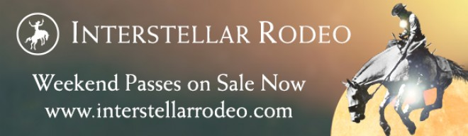 Interstellar Rodeo 2