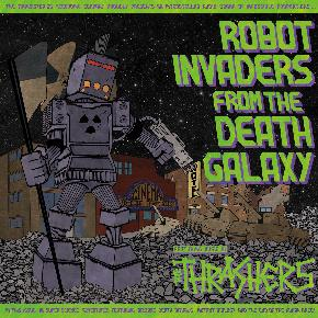 Robot Invaders from the Death Galaxy