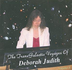 The TransGalactic Voyages of Deborah Judith - Volume 1