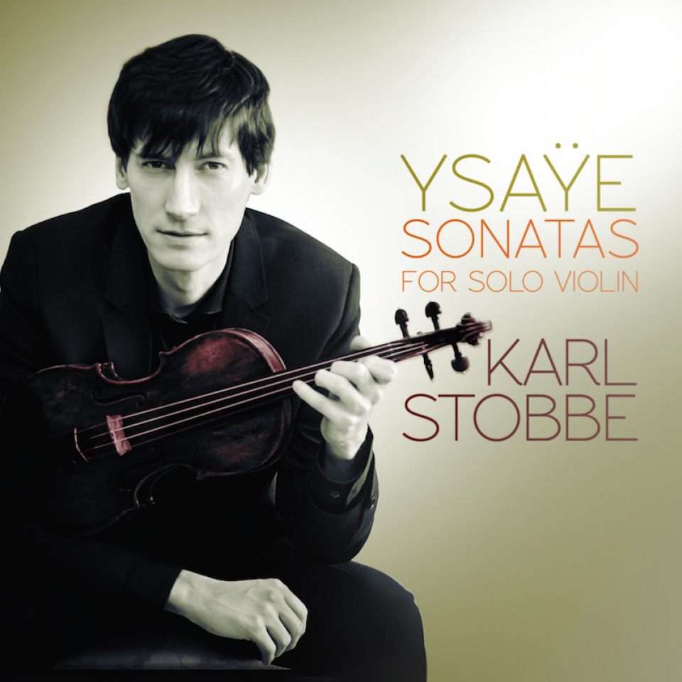 Ÿsaye Sonatas for Solo Violin