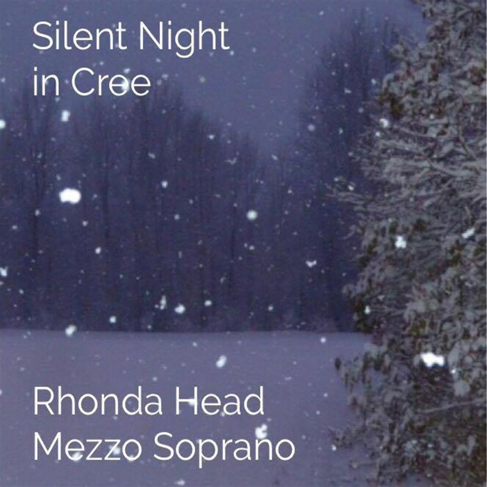 Silent Night in Cree