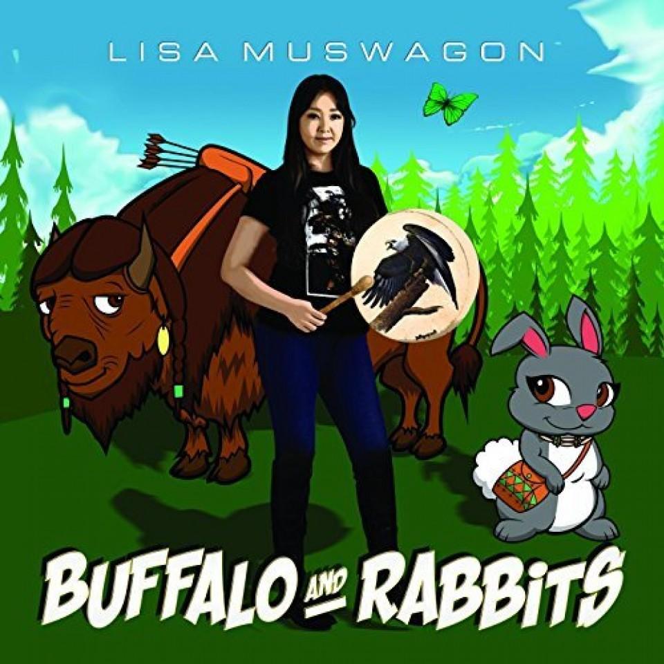 Buffalo and Rabbits