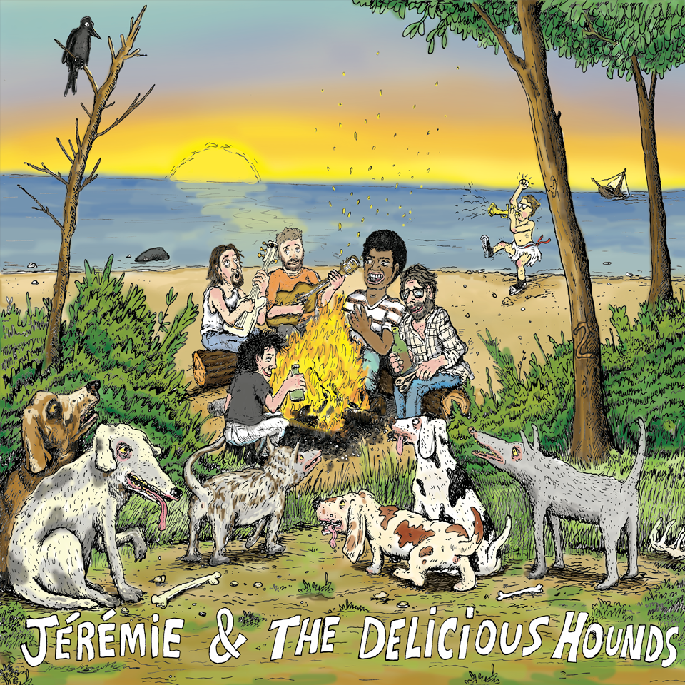 Jérémie & The Delicious Hounds - 2