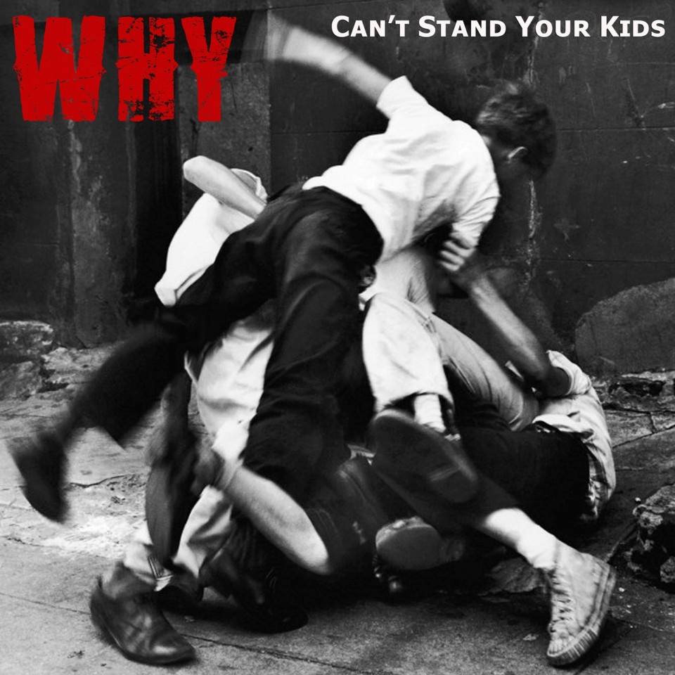 Can't Stand Your Kids