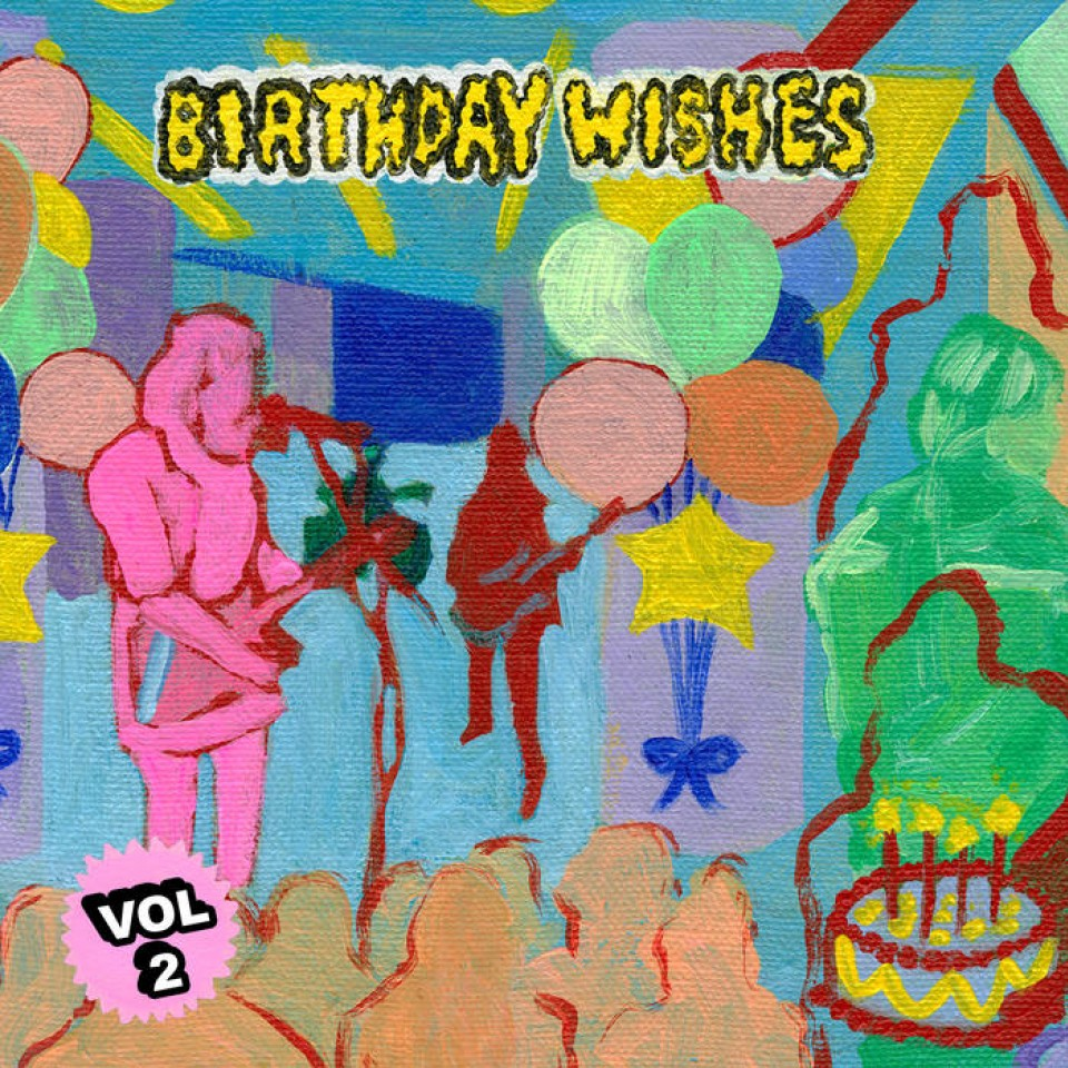Birthday Wishes Vol 2