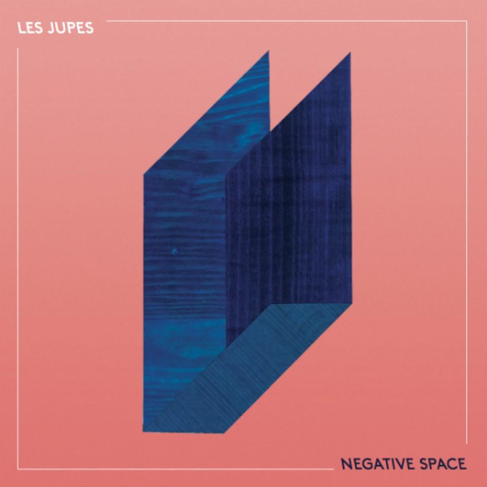 Les Jupes - Negative Space