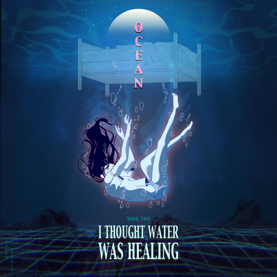 Book 2: I thought water was healing!
