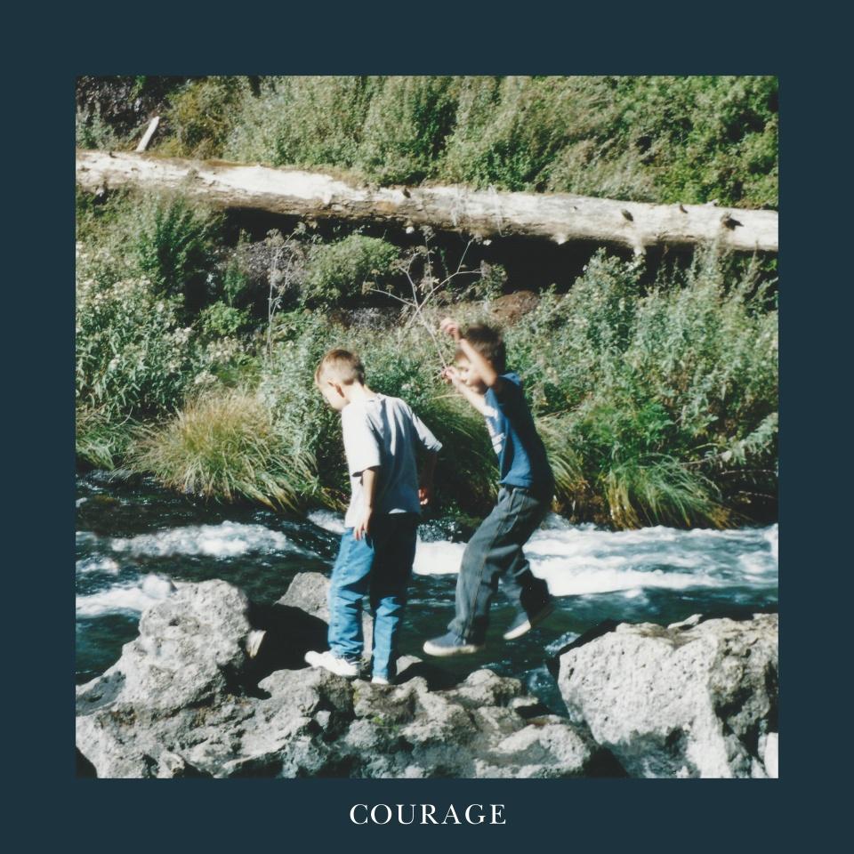 Courage - Single