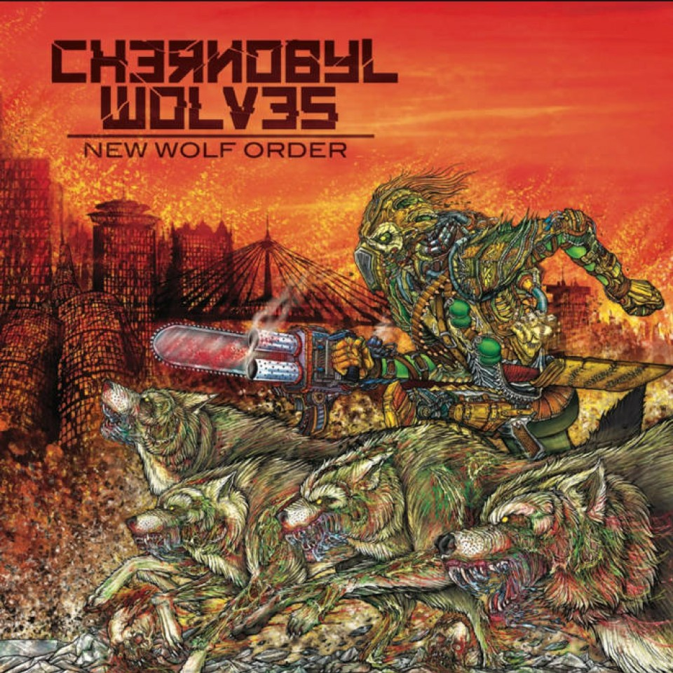 New Wolf Order - Chernobyl Wolves