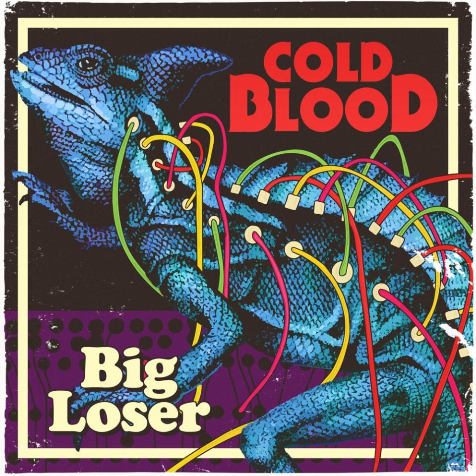 Cold Blood - Single