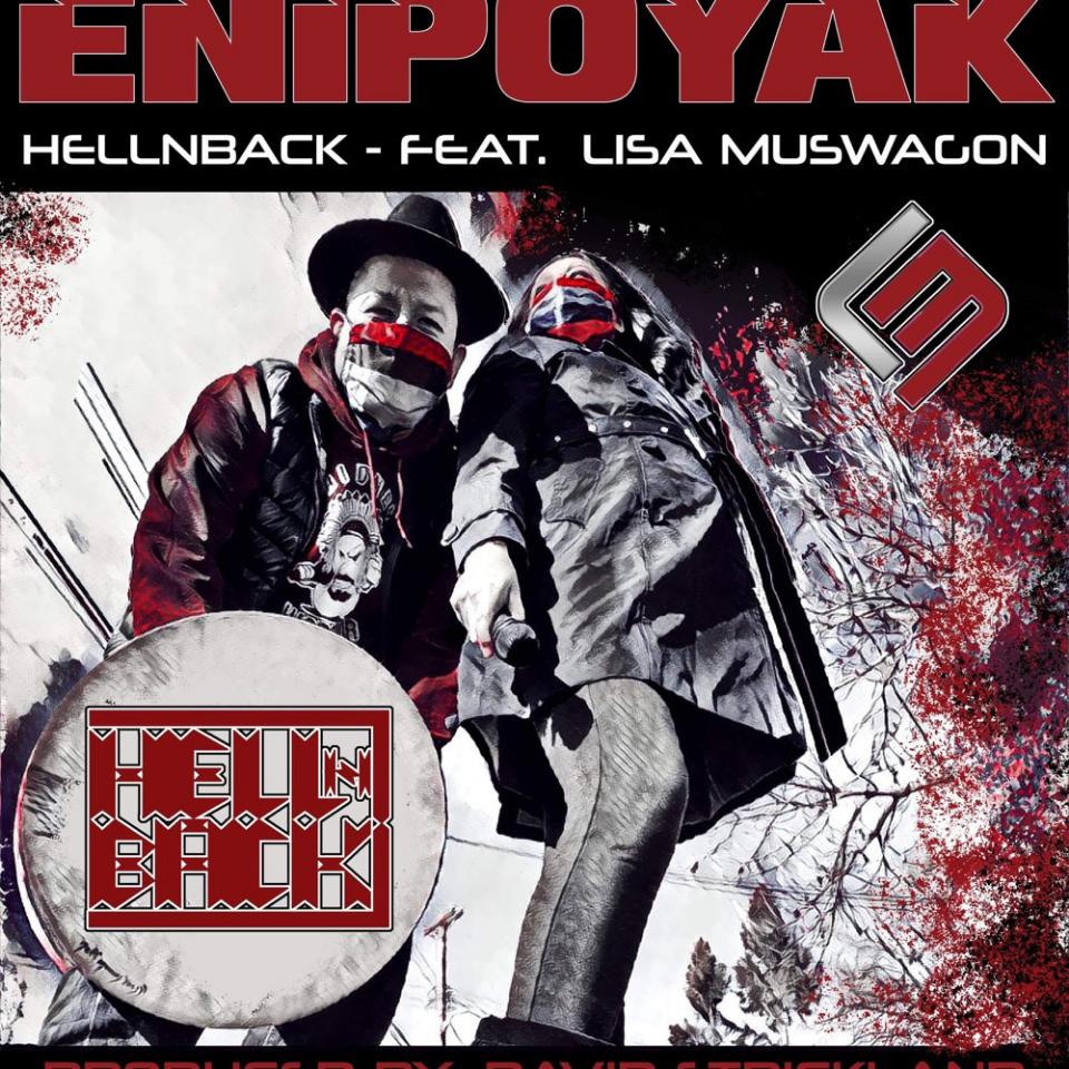 Enipoyak - Single (feat. Lisa Muswagon)