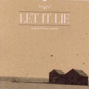 Let it Lie