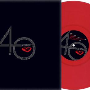 Streetheart 40th Anniversary Vinyl