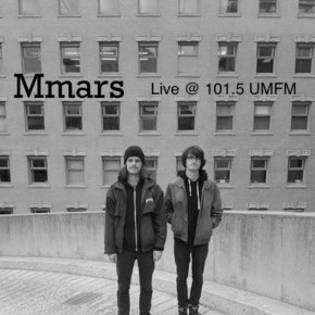 Mmars Live @ 101.5 UMFM
