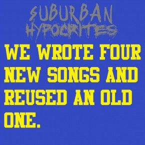 We Wrote Four New Songs And Reused An Old One