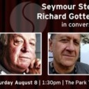 Seymour Stein and Richard Gottehrer, in conversation