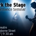 Work the Stage: Performance Seminar