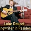 Songwriter in Residence: Luke Doucet