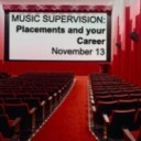 Music Supervision: Placements and your Career