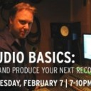 Plan and Produce Your Next Recording: Studio Basics