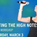 Hitting the High Notes: Vocal Workshop