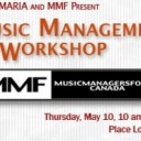 Music Management Workshop