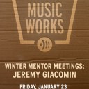 WINTER MENTOR MEETINGS: Jeremy Giacomin