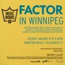 FACTOR in Winnipeg