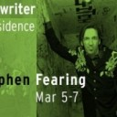 Songwriter in Residence - Stephen Fearing