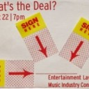 What's the Deal? Entertainment Law and Music Industry Contracts