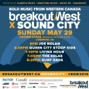 BreakOut West at Liverpool Sound City