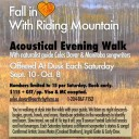 Fall In Love With Riding Mountain