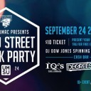 UMSU Street Block Party
