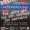 Yesterday's Underground