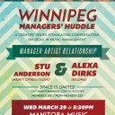 MMF Manager's Huddle: Exploring the Manager - Artist Relationship