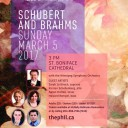 Schubert and Brahms