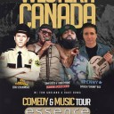 The Western Canadian Comedy & Music Tour