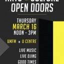 Arts & Culture Open Doors