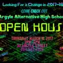Argyle Open House