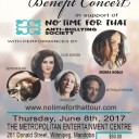 Country Music Benefit Concert for No Time for That Anti-Bullying Society