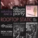 Rooftop Static Album Release
