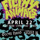 Filthy Animals Album Release