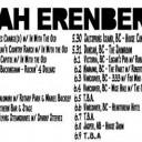 Micah Erenberg Band Tour Kickoff