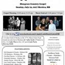 Cripple Creek Bluegrass Festival