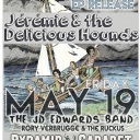Jeremie & The Delicious Hounds Double EP Release Party: