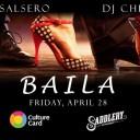 Baila: Salsa Night