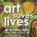 Art Saves Lives – ArtBeat STudio Fundraiser Celebration