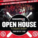 Open House & Talent Show