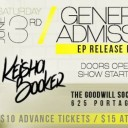 Keisha Booker EP Release Party